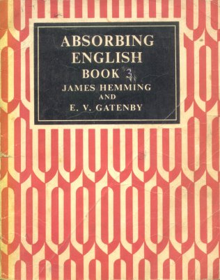 Absorbing english - Book 3