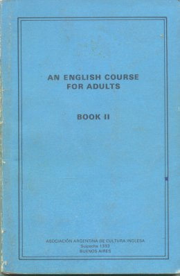 An english course for adults - Book II