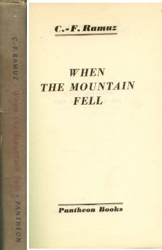 When the mountain fell