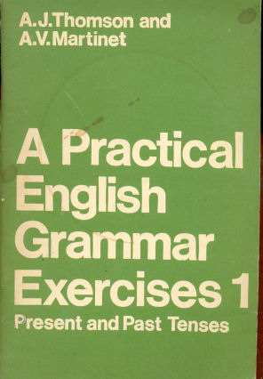 A practical english grammar exercises 1