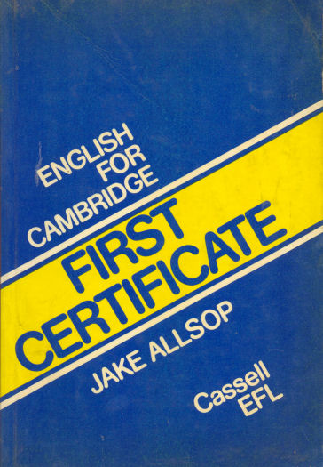 English for Cambridge - First Certificate