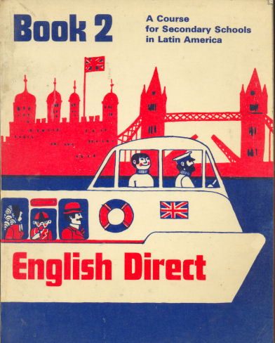 English Direct - A course for secondary schools in Latin America