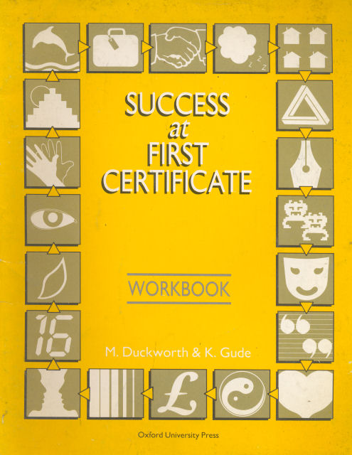 Success at first certificate - Workbook