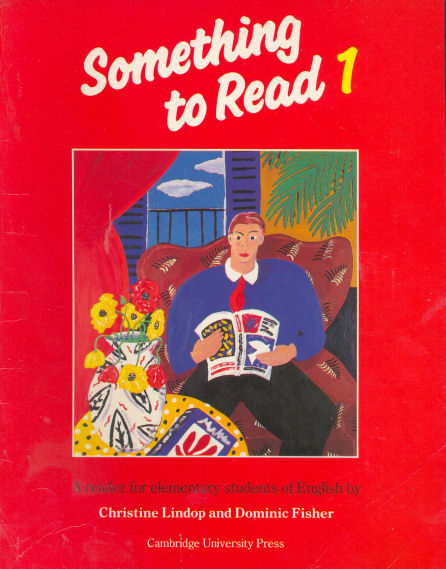 Something to read 1 - A reader for elementary students of english by