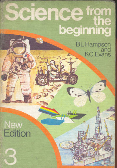 "Science from the beginning - Pupils"" book 3"
