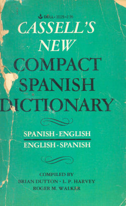 "Cassell""s New Compact Spanish Dictionary"