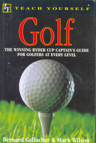 Teach Yourself Golf