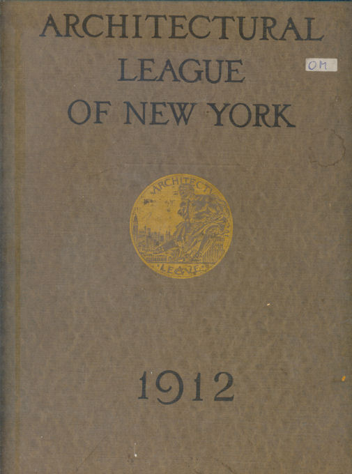 Year Book of the Architectural League