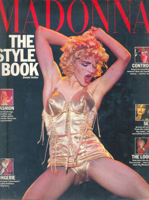 Madonna - The style book