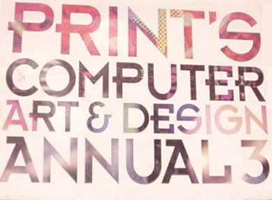 "Print""s computer art & design annual 3"