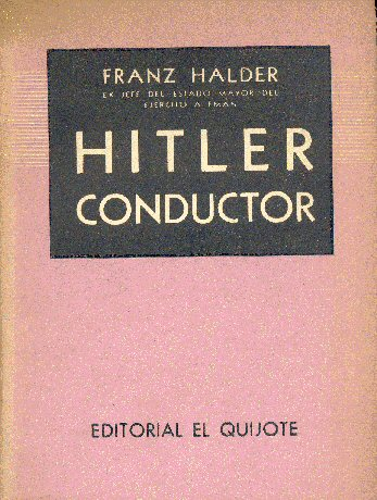 Hitler conductor