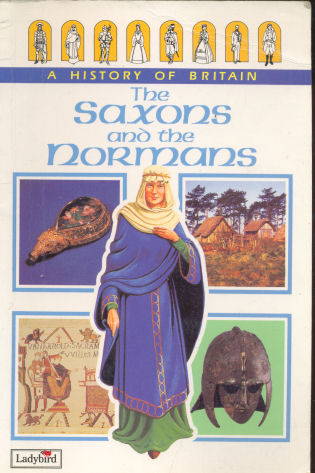 The Saxons and the Normans