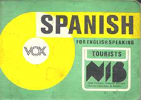 Spanish for english speaking tourists