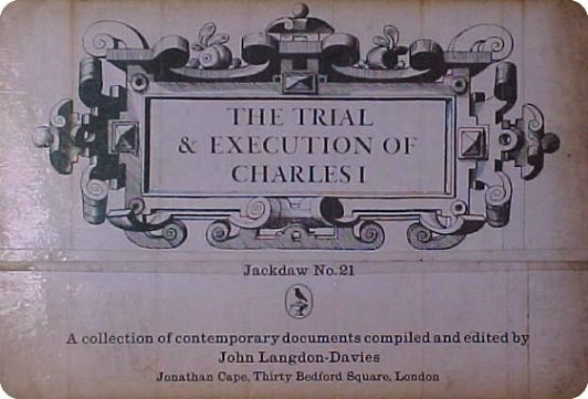 The trial & execution of charles 1
