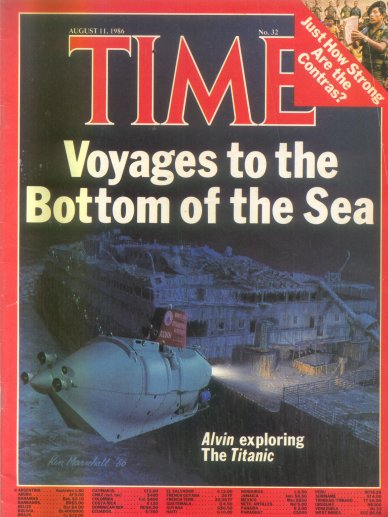 Voyages to the Bottom of the Sea