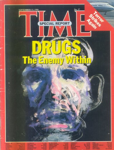 Drugs - The Enemy Within