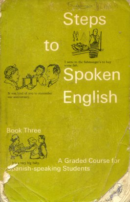 Steps to spoken english
