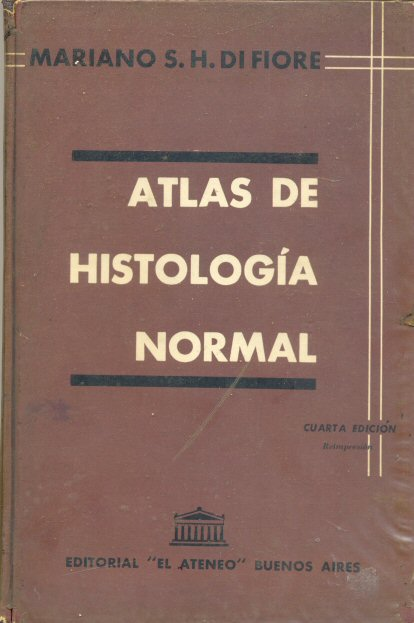 Atlas de histologia normal