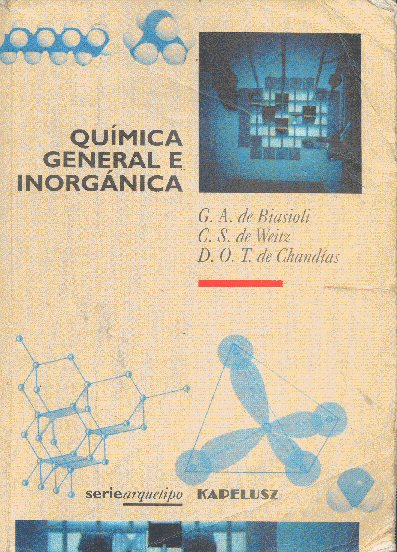 Química General e inorgánica