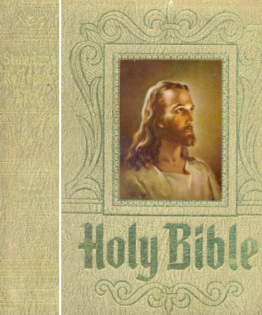 The New Standard Alphabetical Indexed Bible Holy Bible School and Library Reference Edition