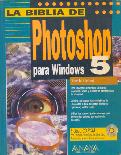 La biblia de Photoshop para windows 5